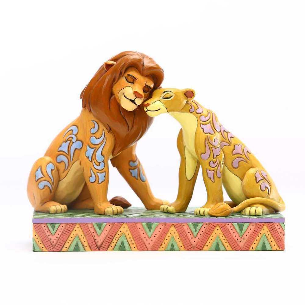 Simba & Nala - Amoureux de la Savanne