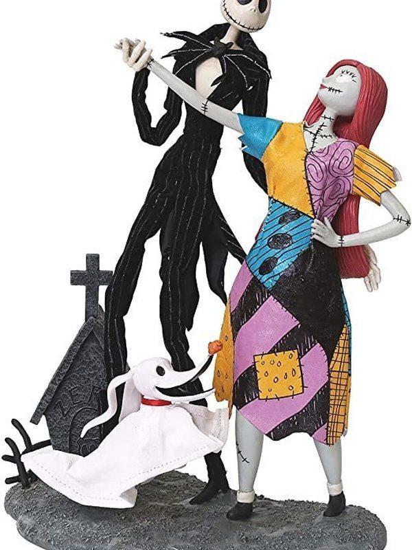 Mr Jack, Sally et Zéro
