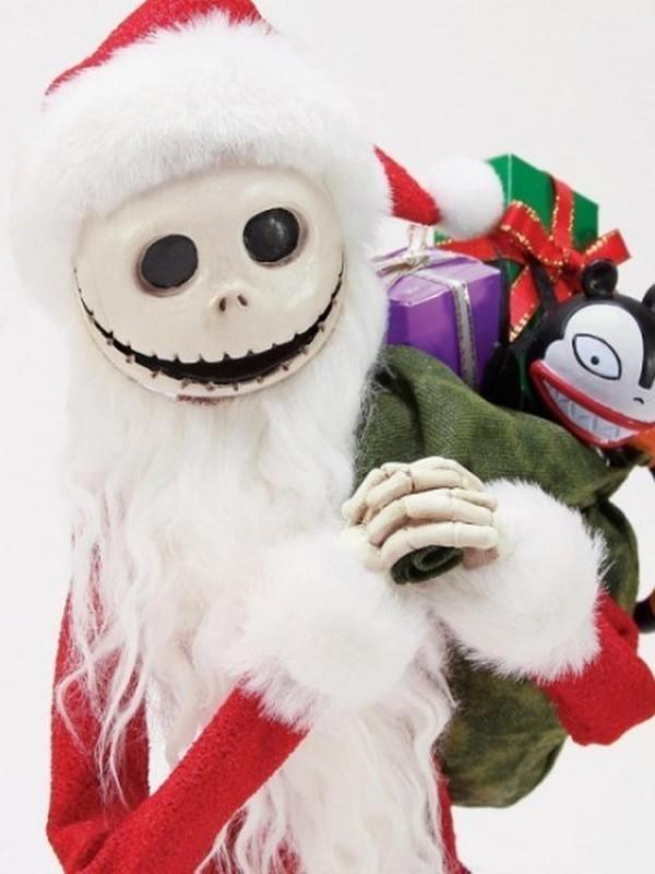 Mr Jack et Zéro, livraison de cadeaux