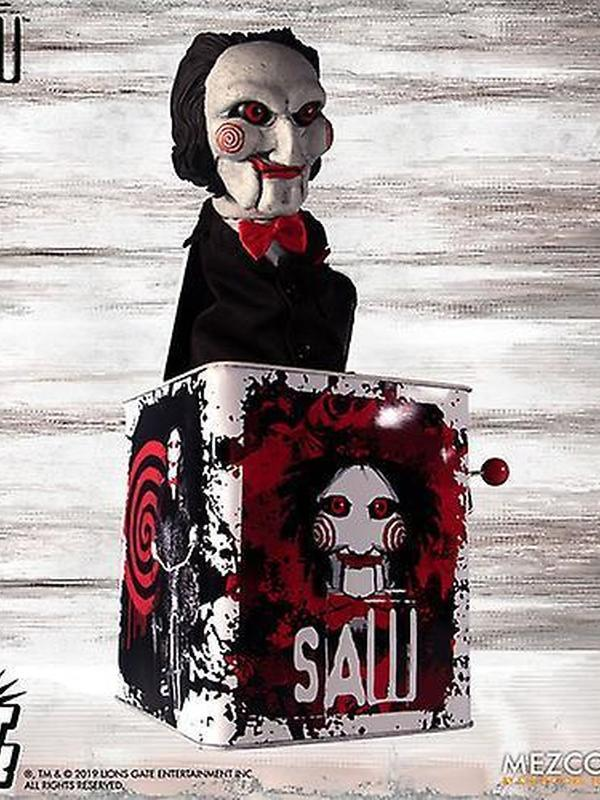 Saw - Billy Burst-A-Box