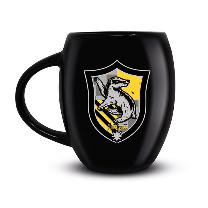 Mug Uniforme Hufflepuff - Harry Potter