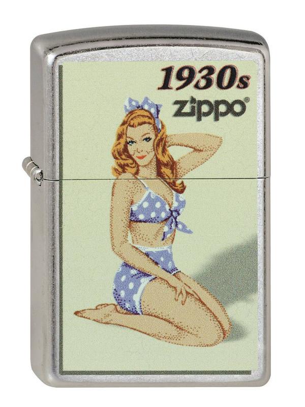 Zippo Pin-up