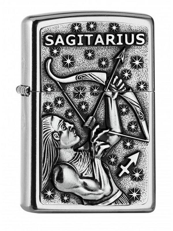 Zippo Sagittaire- Signe zodiaque