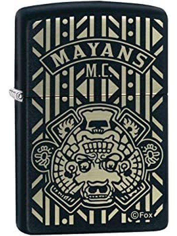 Zippo Mayans M.C.