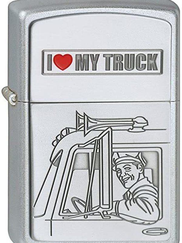 Zippo Camionneur