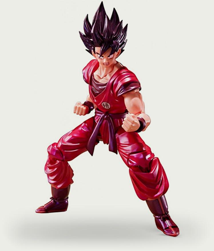 Son Goku Kaioken SH Figuarts