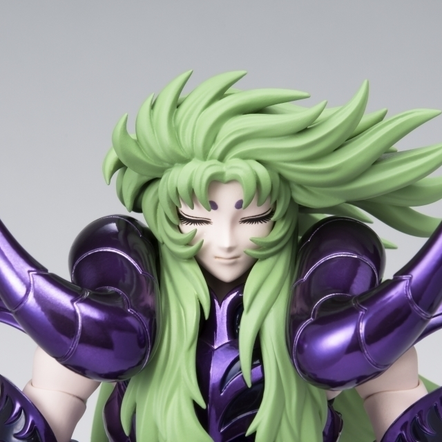 Bandai Aries Shion Surplice - Saint Seiya - Myth Cloth Ex