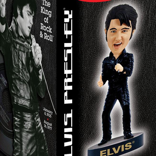 Bobble Head Elvis