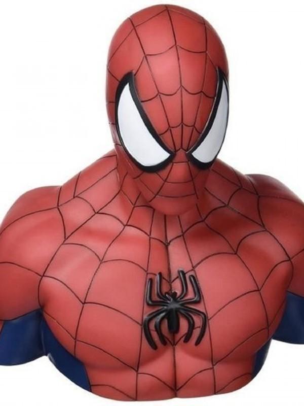 Tirelire Buste Spiderman - Marvel