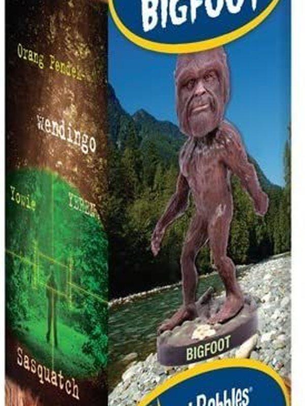 Bobble Head Bigfoot