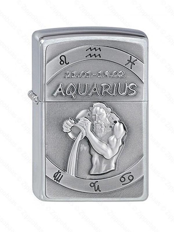 Zippo Verseau - Horoscope