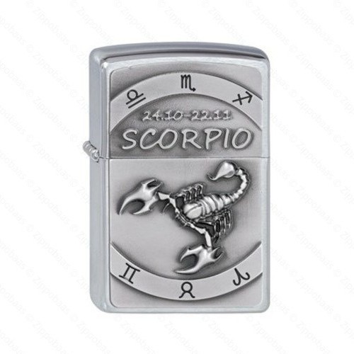Zippo Scorpion - Horoscope