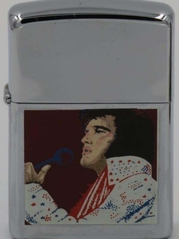 Zippo Elvis