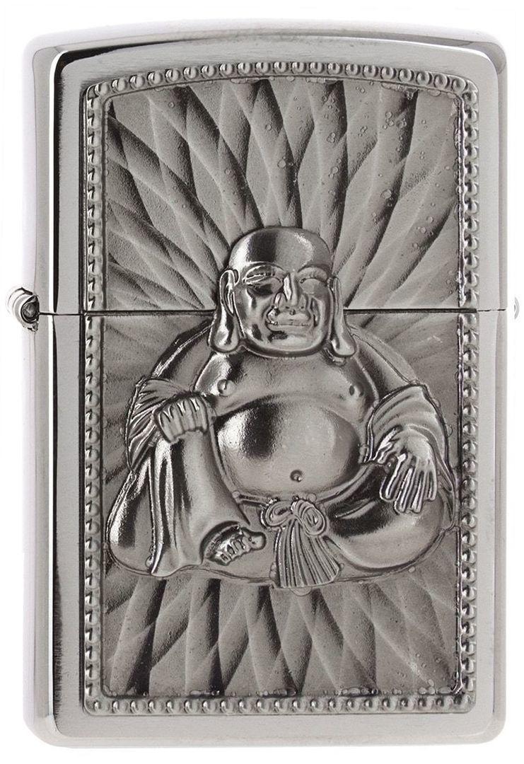 Zippo Bouddha