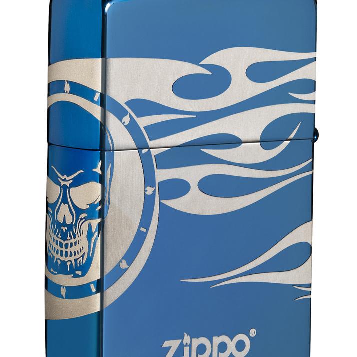 Zippo Crâne - Tattoo Collection