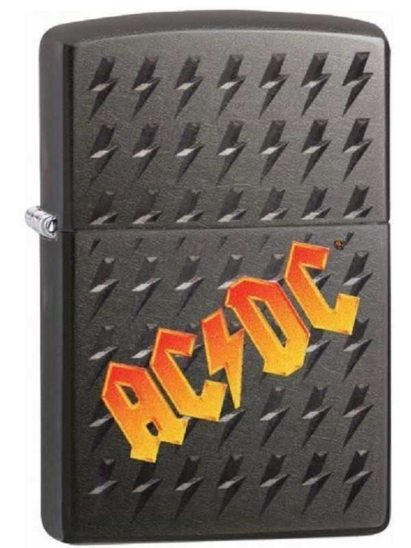 Zippo ACDC - Anthracite