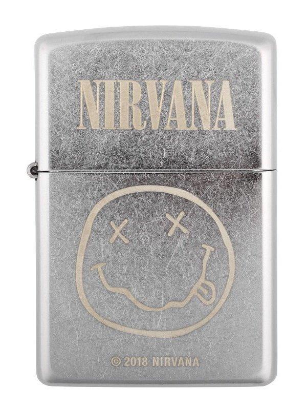 Zippo Nirvana Logo