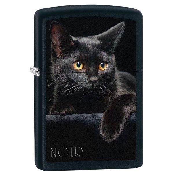Zippo Chat Noir