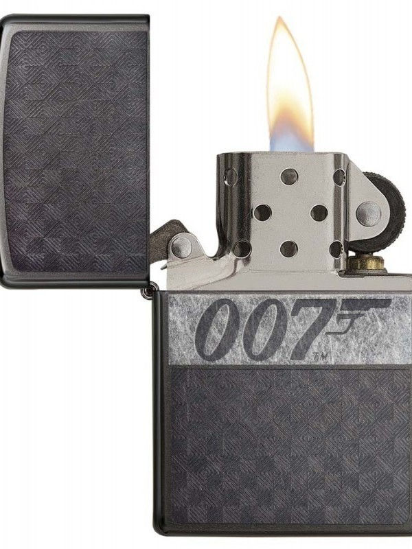 Zippo 007 - James Bond