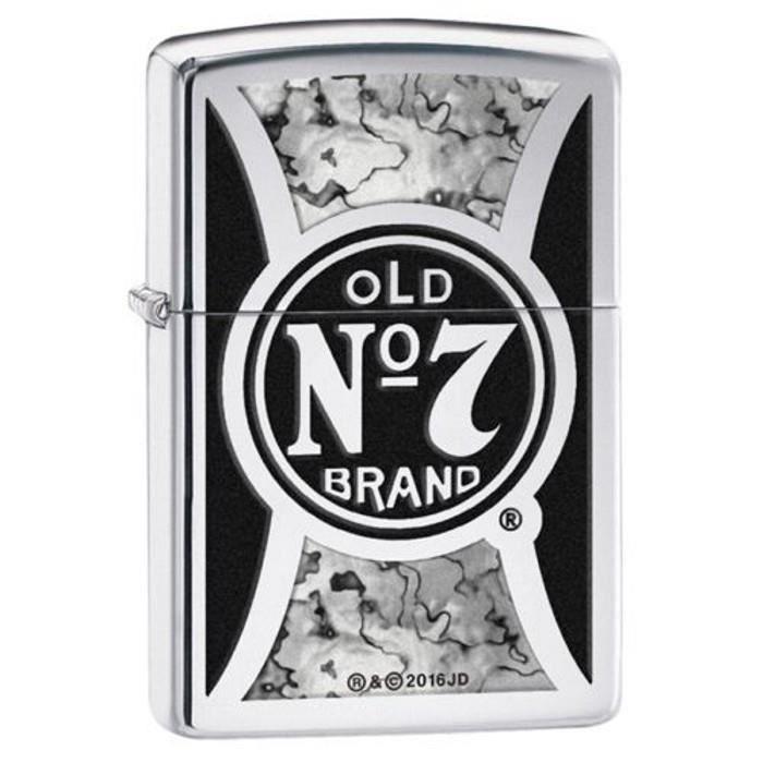 Zippo Jack Daniel's - Logo