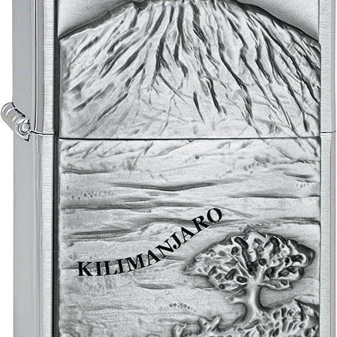 Zippo Kilimanjaro