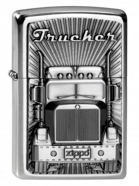 Zippo Camion - Trucker