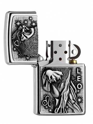 Zippo Lion - Signe Zodiaque