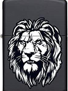 Zippo Lion