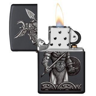Zippo Odin Design