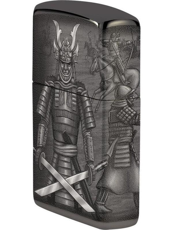 Zippo Samuraï
