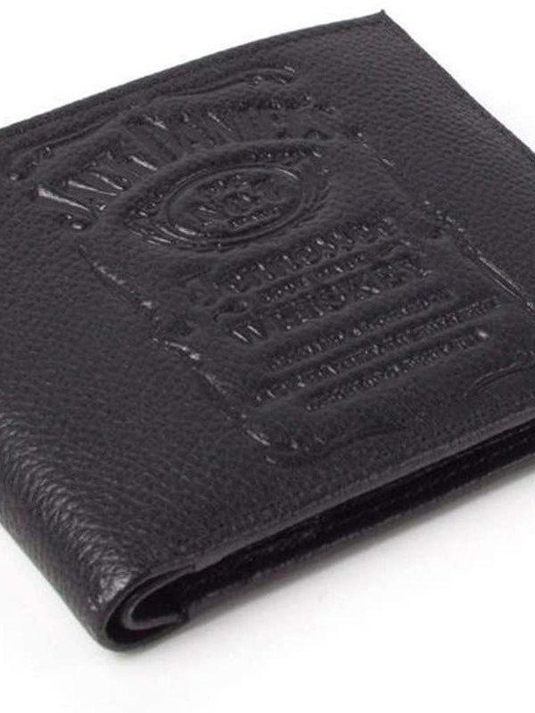 Portefeuille Jack Daniel's - Noir