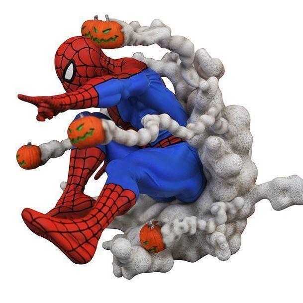 Spider-Man - Bombes de Citrouilles