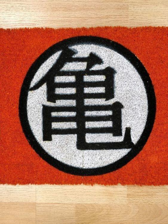 Tapis Logo Dragon Ball