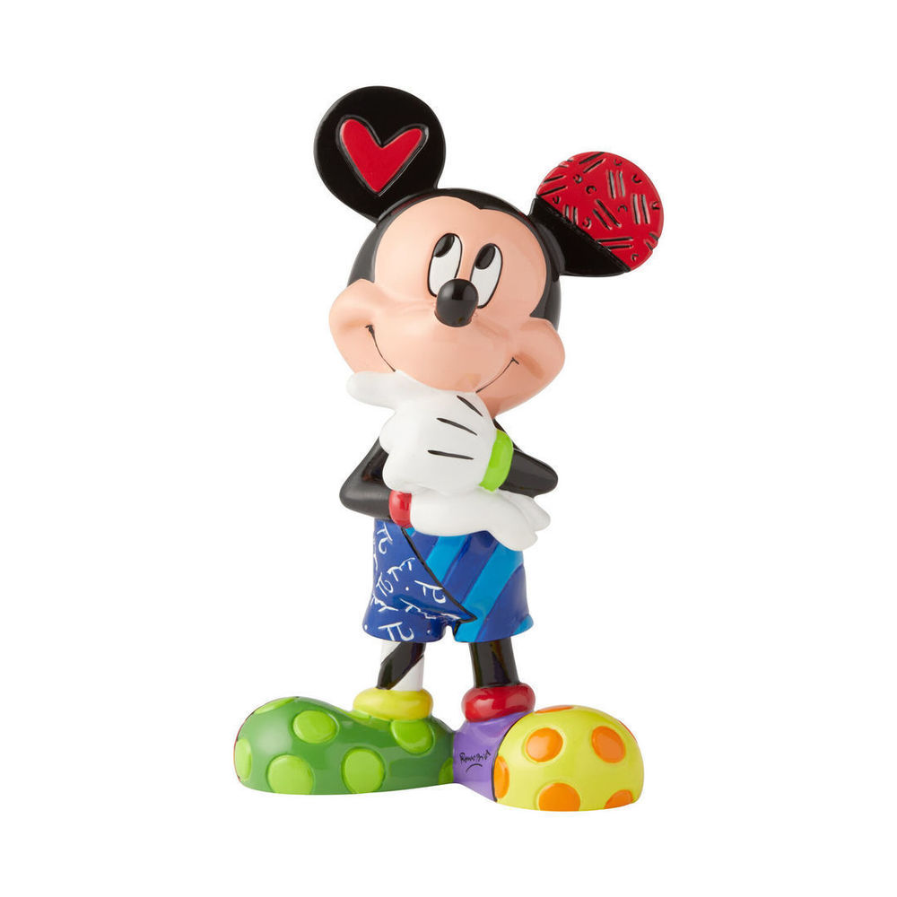 Mickey Mouse penseur