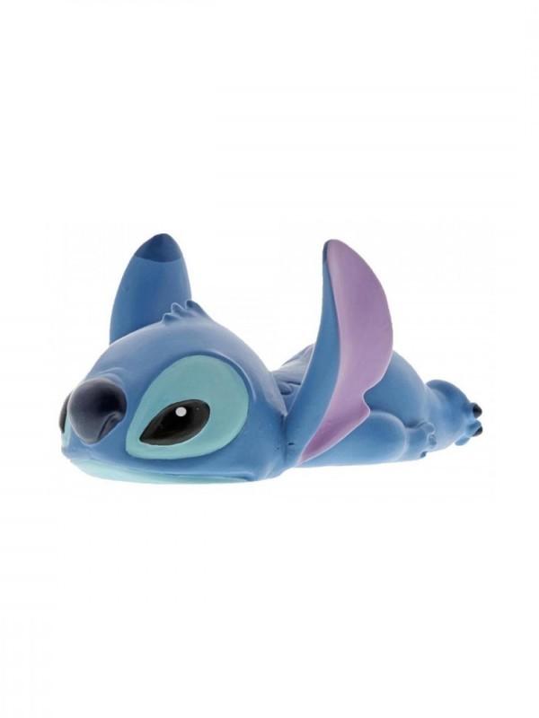 Stitch couché sur le ventre