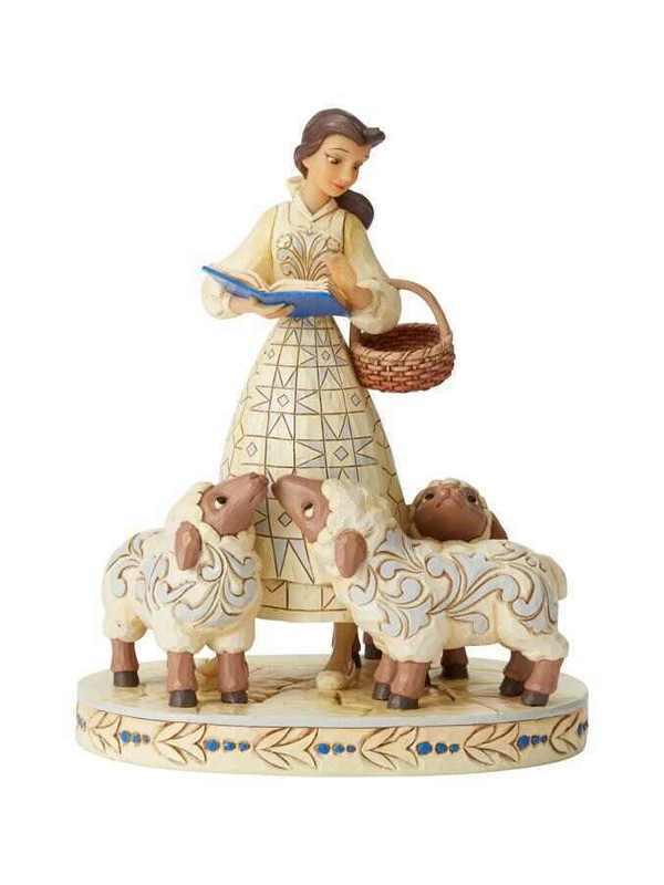 La Belle et ses moutons