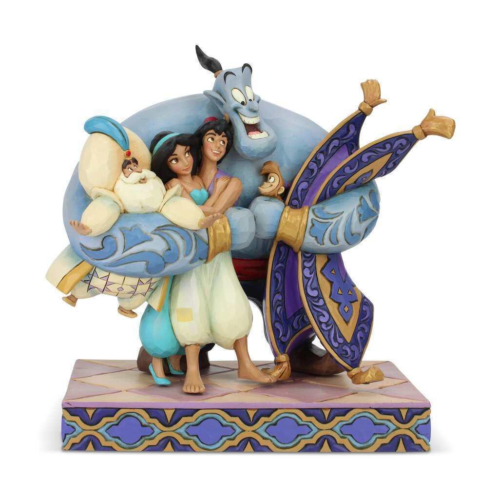 Aladdin et ses amis