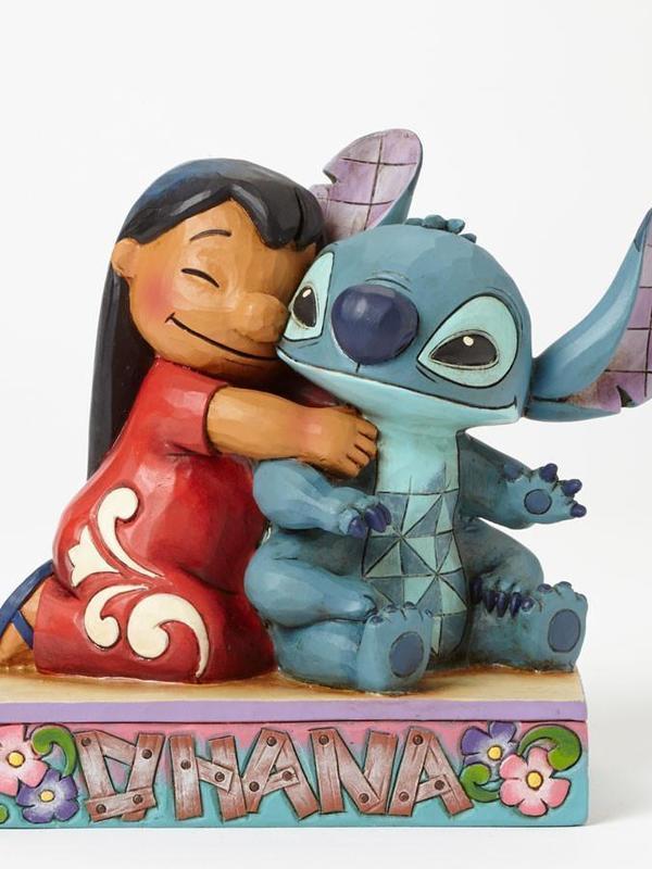 Lilo et Stitch - Câlin